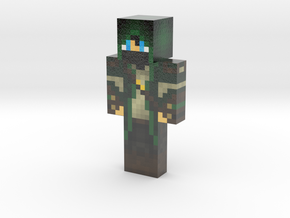 CarloxXx | Minecraft toy in Glossy Full Color Sandstone