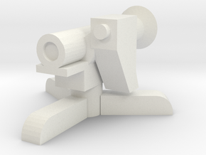MILAN ATGM 1/24 in White Natural Versatile Plastic