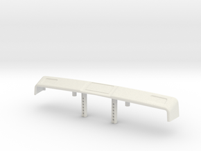 JConcepts 1982 GMC K10 front bumper Traxxas - Axia in White Natural Versatile Plastic