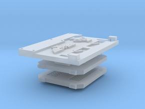 Judges Metal Box APC bundle in Smooth Fine Detail Plastic
