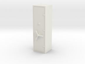 Large Safe 1/24 in White Natural Versatile Plastic