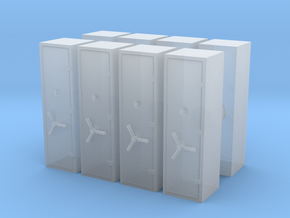Large Safe (x8) 1/120 in Smooth Fine Detail Plastic