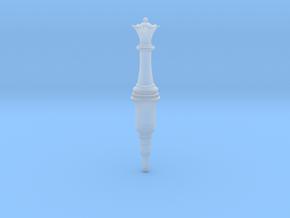 Queen Plug, Spinotto elettrico Regina RE2 Remake in Smooth Fine Detail Plastic