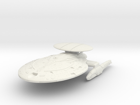 Apollo Class IV Cruiser in White Natural Versatile Plastic