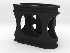 Speed Concept Wahoo Mount (no GoPro) in Black Natural Versatile Plastic