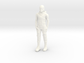 Lost in Space - Netflix - Will in White Processed Versatile Plastic