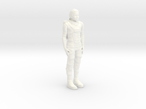 Lost in Space - Netflix - Judy in White Processed Versatile Plastic