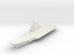 Admiral Kuznetsov 1/1800 in White Natural Versatile Plastic