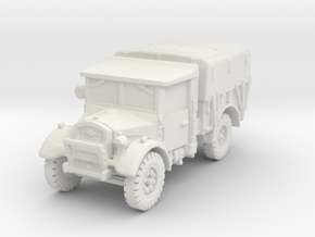 Fordson WOT-2F (closed) 1/100 in White Natural Versatile Plastic