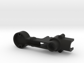 Banzai Run 03-8159 Carrier Body in Black Natural Versatile Plastic