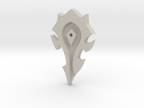 Horde Incense Holder - Sandstone in Natural Sandstone