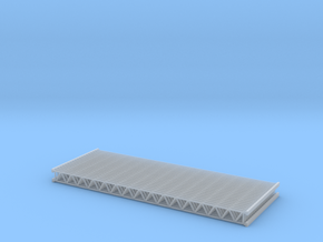 Lattice Girder Ver02. 1:87 Scale (HO) in Smooth Fine Detail Plastic
