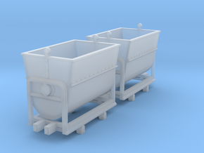 gb-76-guinness-brewery-ng-tipper-wagon in Smooth Fine Detail Plastic