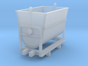 gb-64-guinness-brewery-ng-tipper-wagon in Smooth Fine Detail Plastic