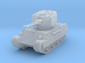 Flakpanzer V Coelian 1/220 in Smooth Fine Detail Plastic
