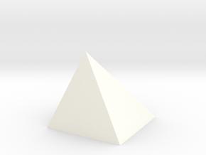 123DDesignDesktopSel in White Processed Versatile Plastic