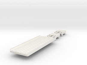gb-76-guinness-brewery-ng-bogie-wagon in White Natural Versatile Plastic