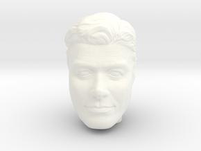 Lost in Space John Robinson 1.6 in White Processed Versatile Plastic