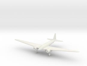 1/144 Tachikawa Ki-77 in White Natural Versatile Plastic