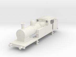 b-100-gcr-c13-loco in White Natural Versatile Plastic