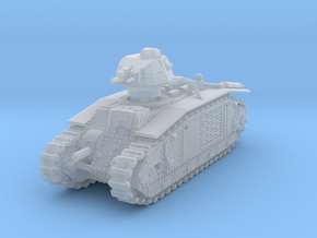 Char B1 1/200 in Smooth Fine Detail Plastic