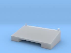 1:87 Xerion 5000 Zusatztank in Smooth Fine Detail Plastic: 1:87 - HO