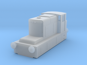 b-148fs-guinness-hudswell-clarke-diesel-loco in Smooth Fine Detail Plastic