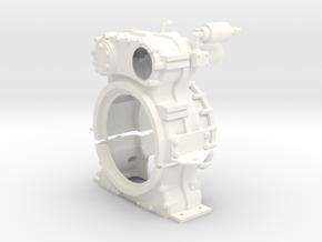 ASTAZOU PRO 6000 (B) in White Processed Versatile Plastic