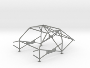 Roll Cage - M3-FIA-Style - 1/10 in Gray PA12