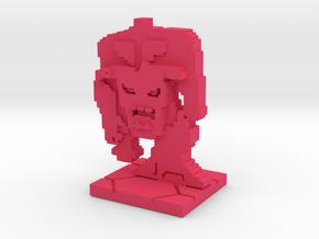 PixFig: Spectre in Pink Processed Versatile Plastic