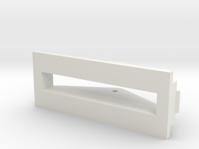 lg_lr 1750_D_hoist sheave guide in White Natural Versatile Plastic
