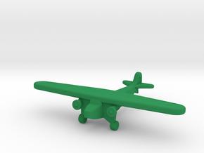 Aeropostale - Fokker F VII in Green Processed Versatile Plastic