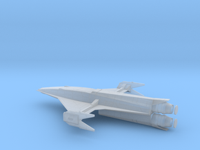 Enhanced Shuttle in Smoothest Fine Detail Plastic: Large