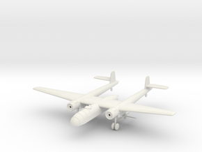 1/144 Arado E.340 in White Natural Versatile Plastic