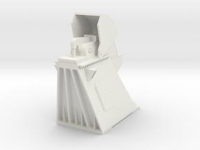 Apollo MLP Hold Down 1:72 Single in White Natural Versatile Plastic
