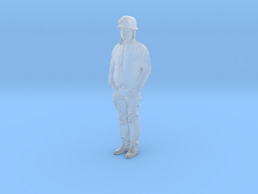 Printle C Homme 1641 - 1/48 - wob in Smooth Fine Detail Plastic