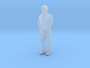 Printle C Homme 1648 - 1/48 - wob in Smooth Fine Detail Plastic