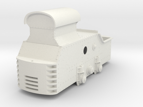 b-12-bondy-a5-locotracteur in White Natural Versatile Plastic