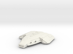 Descent Class A ScoutDestroyer in White Strong & Flexible