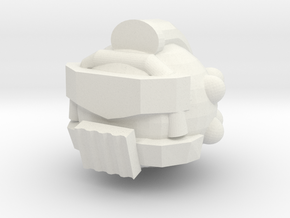 Helmet Gladius vA in White Natural Versatile Plastic