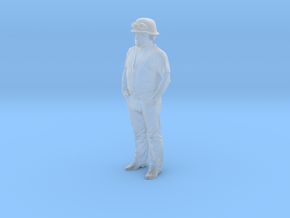 Printle C Homme 1665 - 1/48 - wob in Smooth Fine Detail Plastic