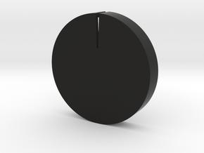 Light Ranger Cover in Black Natural Versatile Plastic