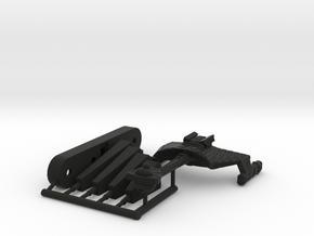 6k Ktinga in Black Natural Versatile Plastic