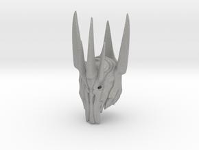 Sauron helmet  in Aluminum