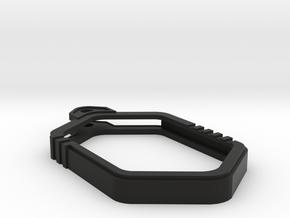 Galaxy's Edge Spira Holder in Black Natural Versatile Plastic