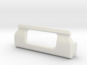 JaBird RC Yota Tailgate in White Natural Versatile Plastic