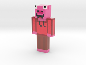 CoolGaming29   Minecraft toy in Glossy Full Color Sandstone