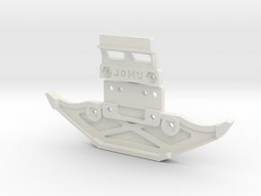 Jomurema - 2WD - Renfort & support carrosserie in White Natural Versatile Plastic