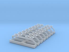249 LB/Bar/4r in Smoothest Fine Detail Plastic