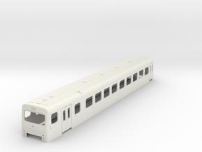 Wadloper DH2 B car (Scale 1:45) in White Natural Versatile Plastic